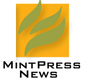 Logo of MintPress