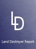 Logo of Land Destroyer